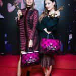 Пурпурные сумки